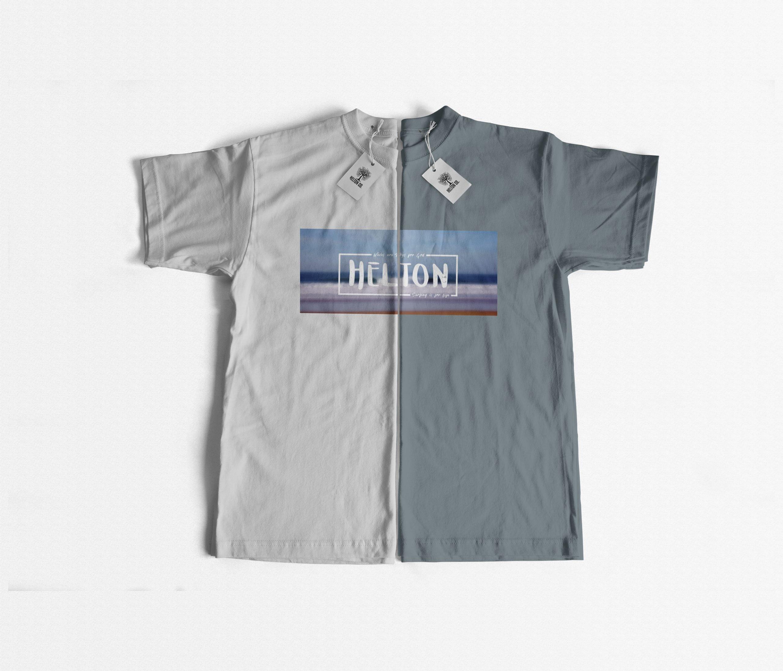 Camiseta Helton Doble